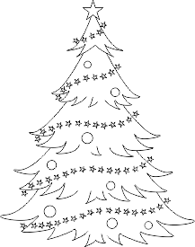 Kolorowanki Dla Dzieci Na święta Bożego Narodzenia